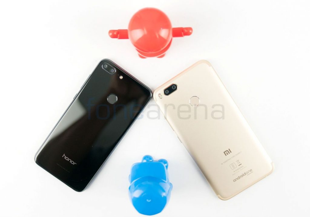 Honor 9 Lite Vs Xiaomi Mi A1
