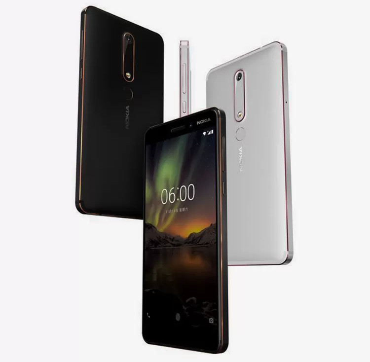 Weekly Roundup: Nokia 6 (2018), OnePlus 5T Sandstone White, Honor View 10 and more