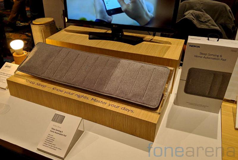Nokia Sleep Advanced Sensor Tracks Sleep Pattern Offers