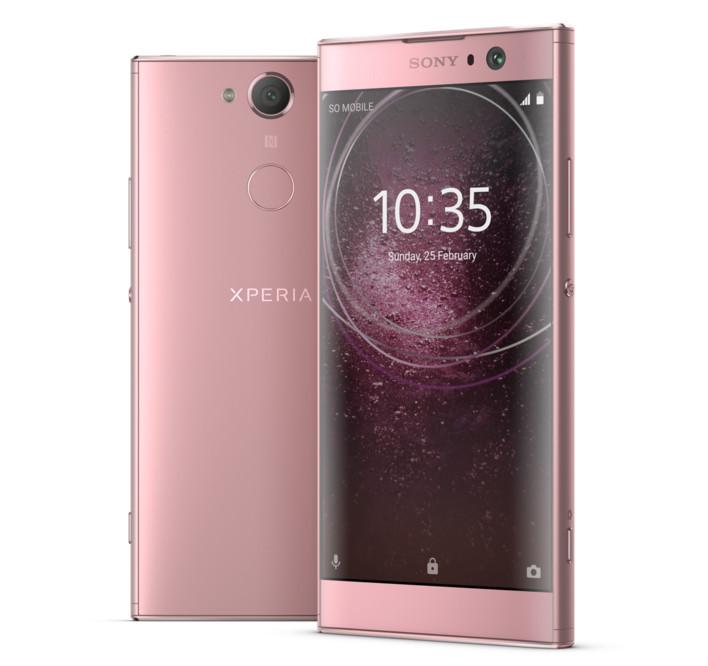 Sony Xperia XA2 - Pink
