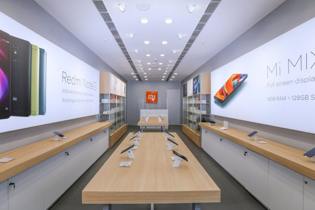 xiaomi opens its first mi home store in coimbatore fone arena howldb. Black Bedroom Furniture Sets. Home Design Ideas