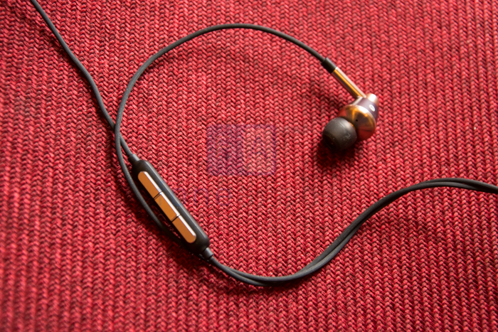 The earphones themselves are once again, suitably high quality. The connector is gold plated and the enameled copper cable is fabric coated which makes it ...