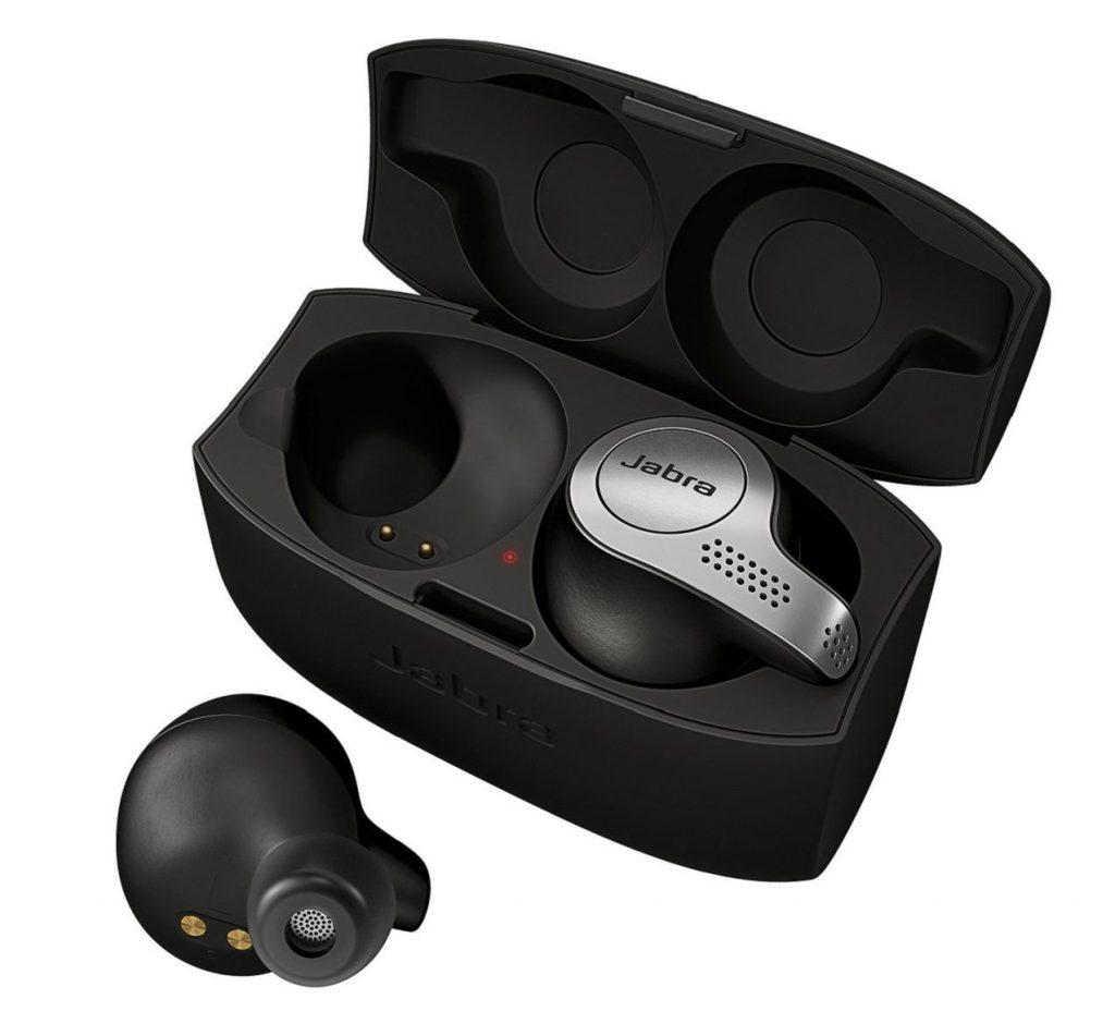 Jabra Elite 65t: Jabra Elite 65t Bluetooth Earbuds With Alexa Voice Support