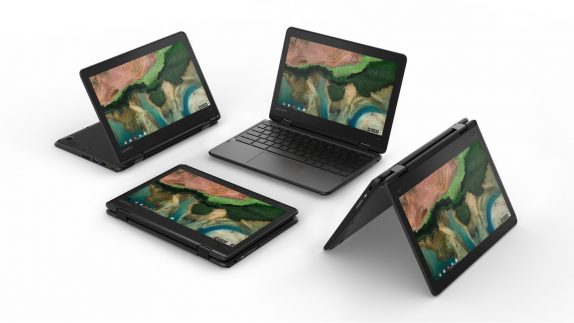 Lenovo 100e 300e And 500e Rugged Chromebooks Start