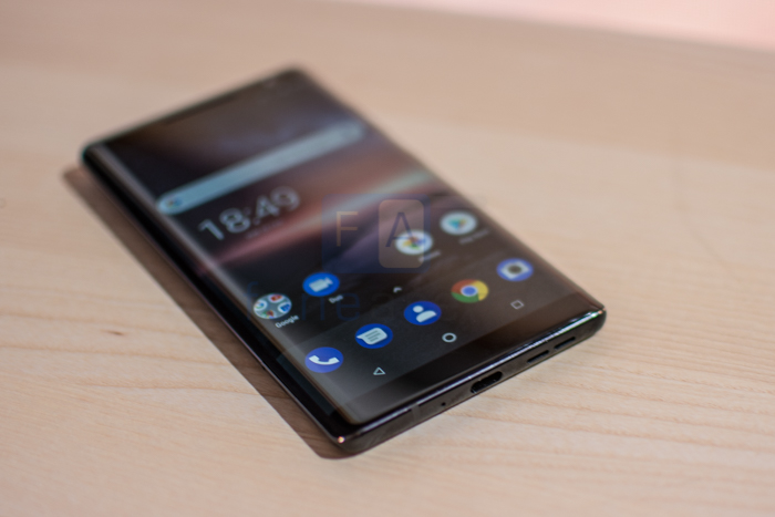 nokia 8 sirocco review