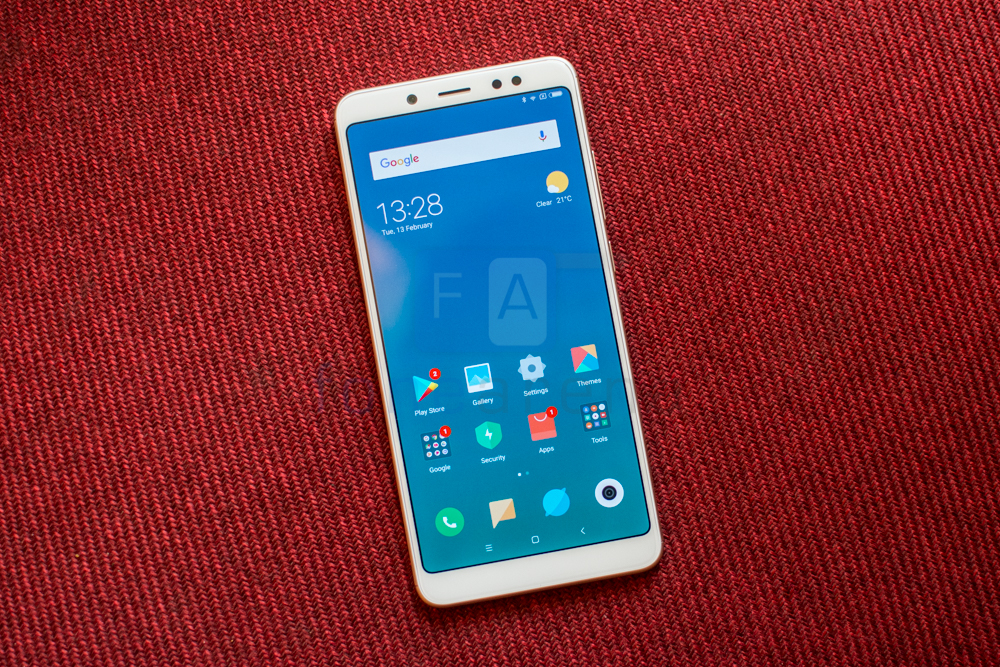 Xiaomi Redmi Note 5 Pro low headphone volume issue fix starts rolling out