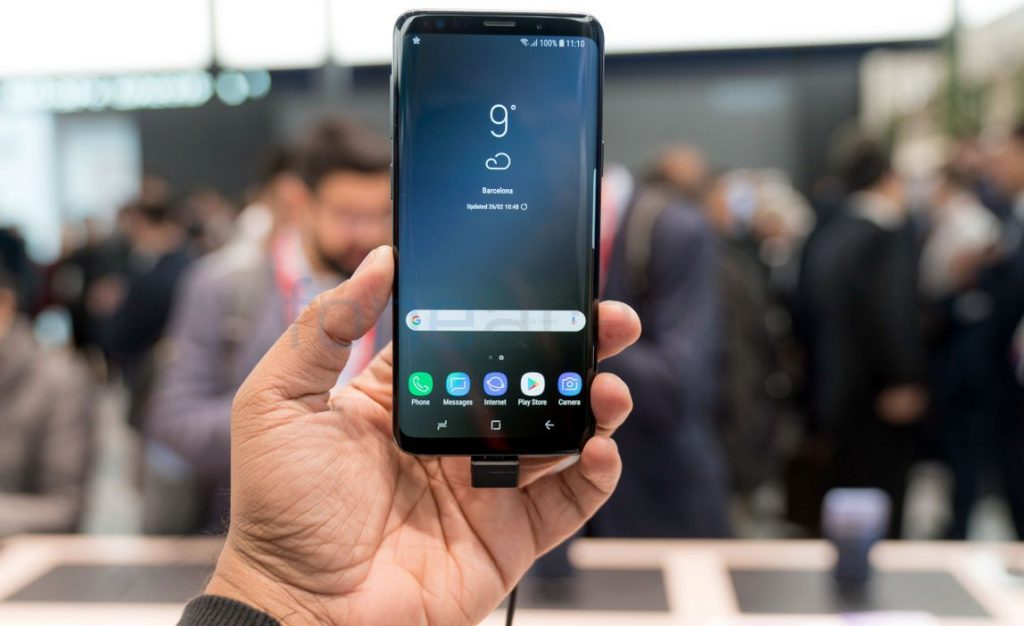 Samsung investigating Galaxy S9, Galaxy S9+ touchscreen issues