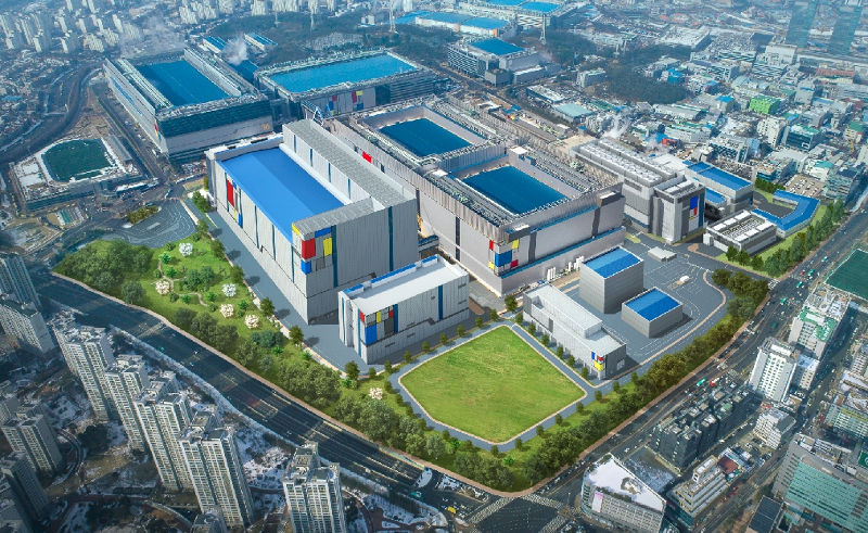 Samsung starts building new EUV semiconductor line, to invest $6 billion by 2020