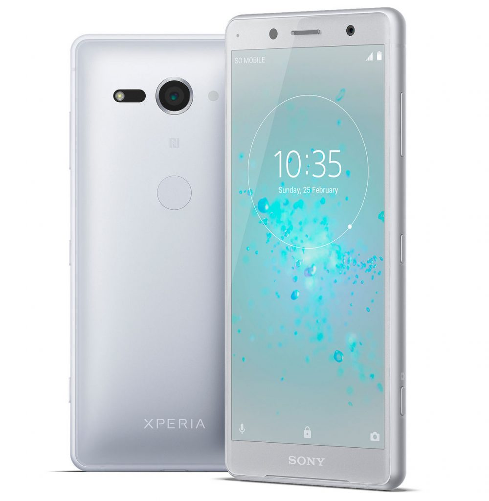Sony Xperia XZ2 Compact with 5-inch Full HD+ HDR display ...
