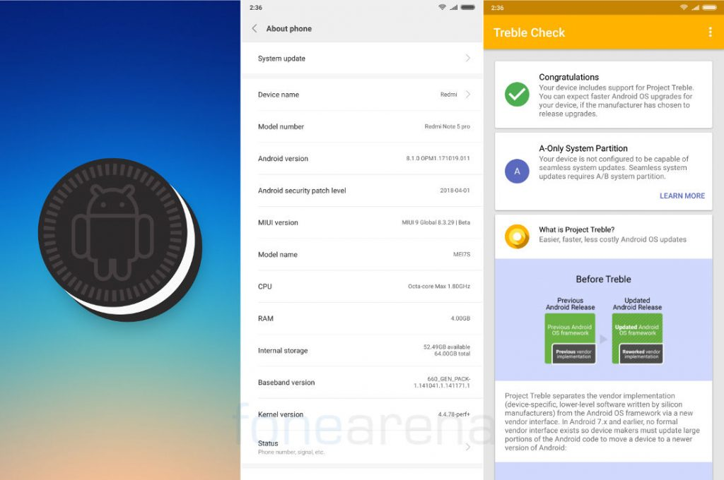 How to install Android 8.1 Oreo on Xiaomi Redmi Note 5 Pro