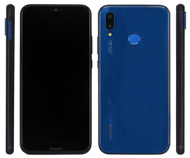 Huawei P20 Lite with 5 84-inch FHD+ display, dual rear Leica lens