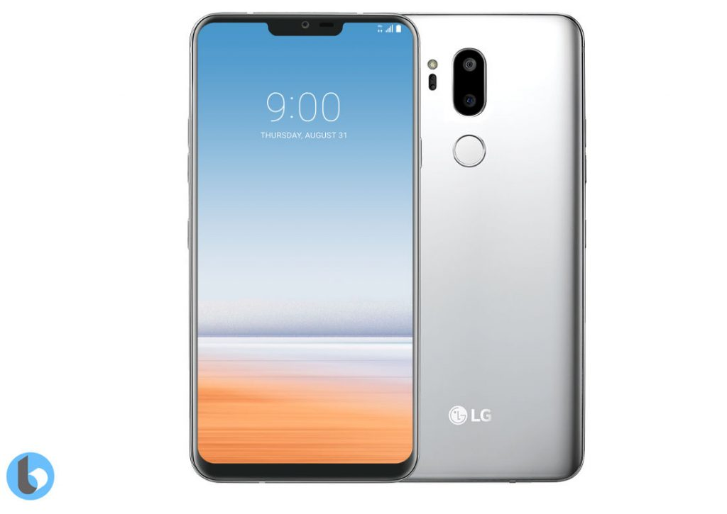 LG G7 Neo Concept leak