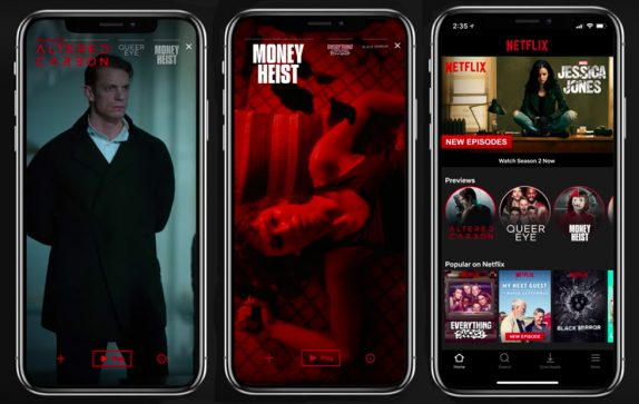 how to get american netflix on mobile