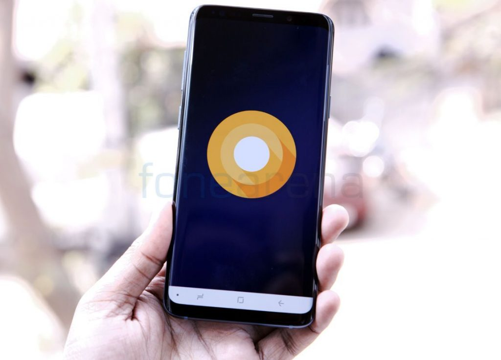 Samsung Galaxy S9 and Galaxy S9+ get first update in India as global roll out of the smartphones begin
