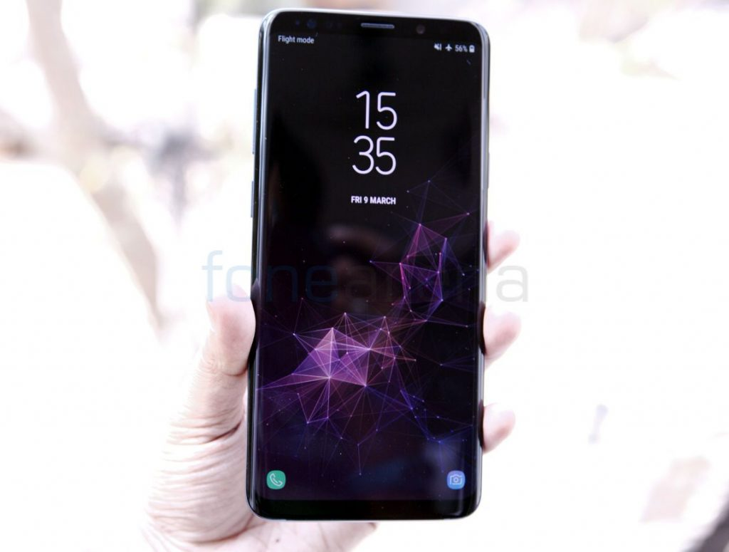 samsung galaxy s9 review. Black Bedroom Furniture Sets. Home Design Ideas