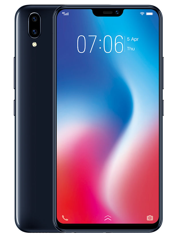 Vivo V9 with 6.3-inch FHD+ 19:9 FullView display, 24MP ...