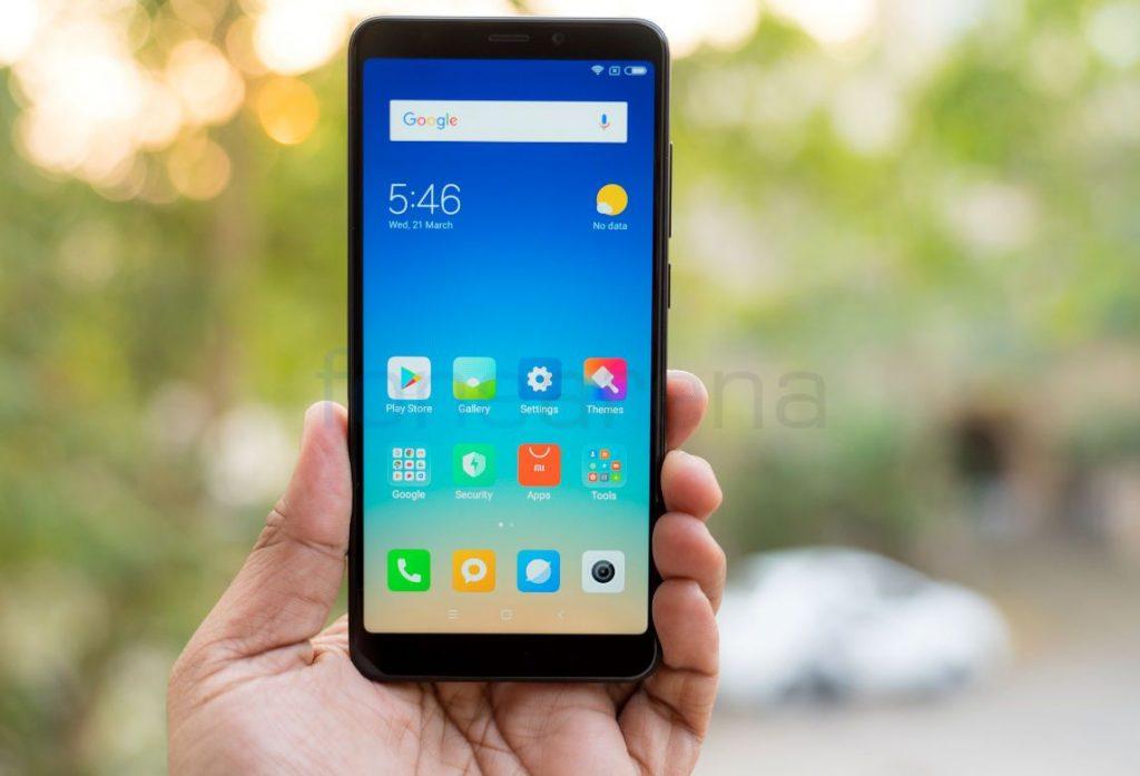 Xiaomi Redmi S2 With Dual Rear Cameras Face Unlock