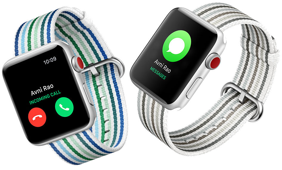 Apple Watch Series 3 with built-in cellular connectivity now available for pre-order in India starting at Rs. 39080