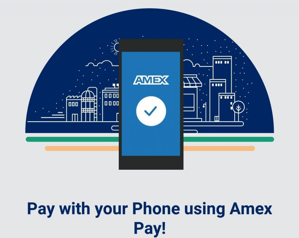 American Express launches Amex Pay mobile payment solution ...