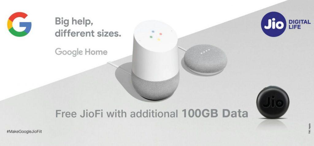 mini google home