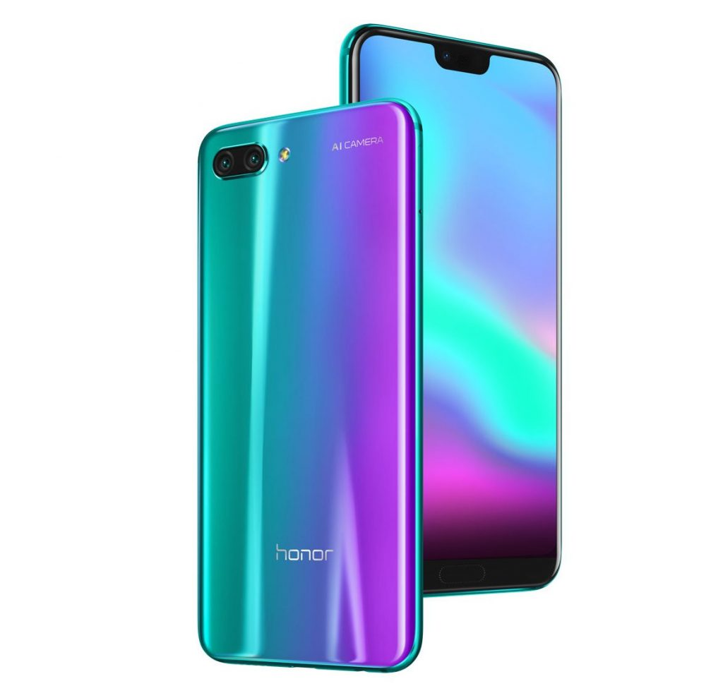Honor 10 With 5 84 Inch Fhd Fullview Display 6gb Ram