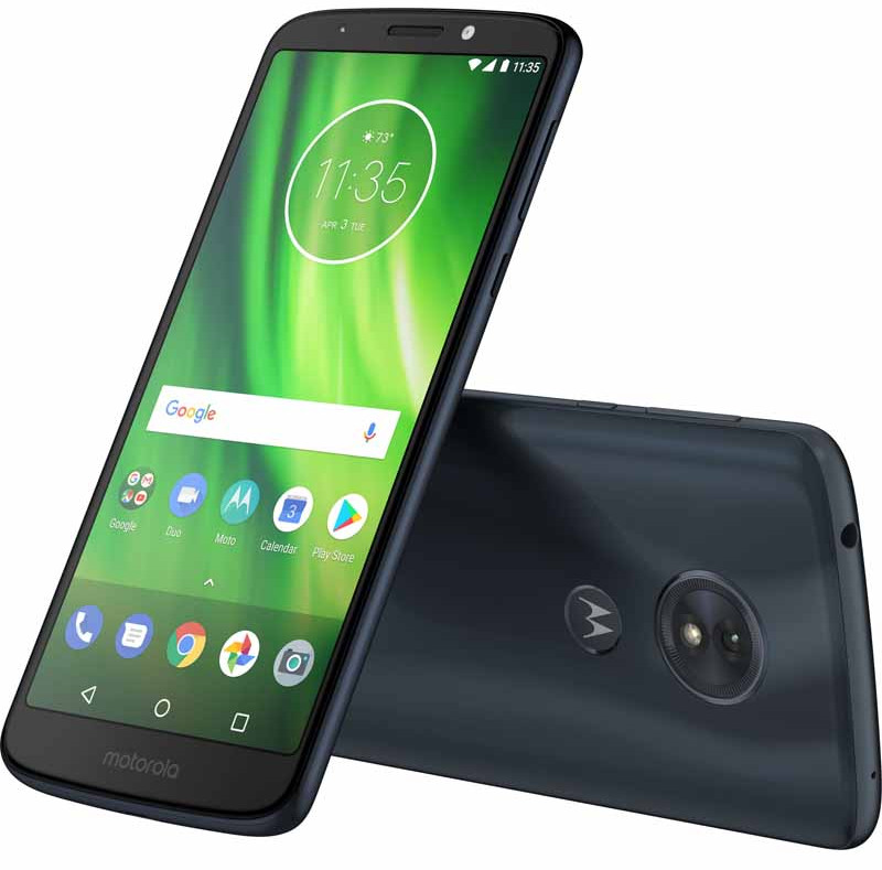 Moto G6 G6 Plus G6 Play E5 And E5 Plus With 18 9