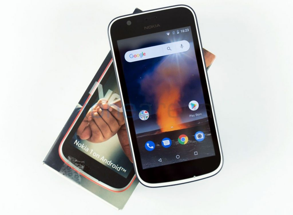 Nokia1ReviewAndroidOreoGoEditionSmartphone