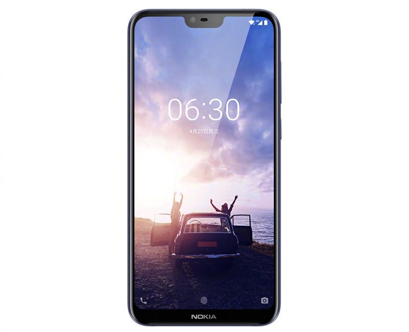 Nokia X with a 19:9 aspect ratio display, dual rear ...