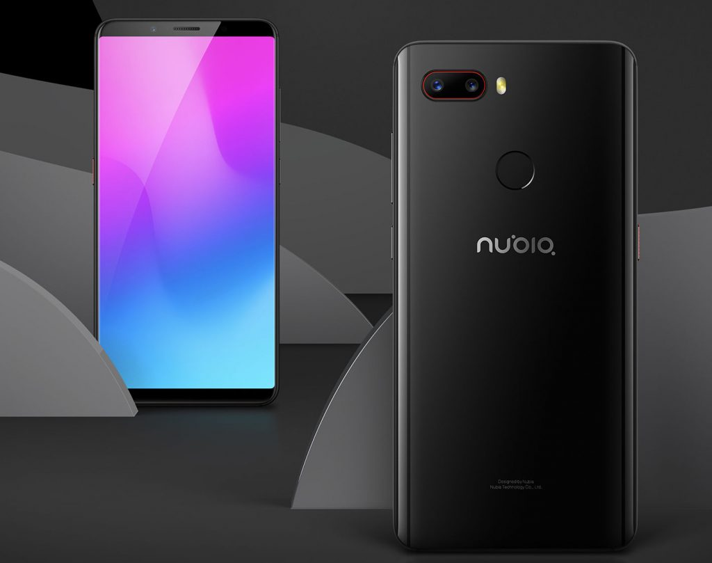 Nubia Z18 Mini With 5 7 Inch Fhd Display Snapdragon 660