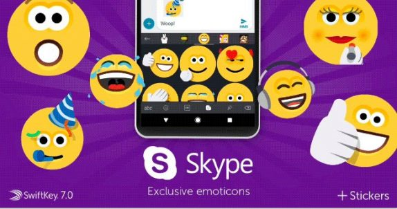 SwiftKey for Android gets exclusive Halo Sticker pack and Skype emoticons