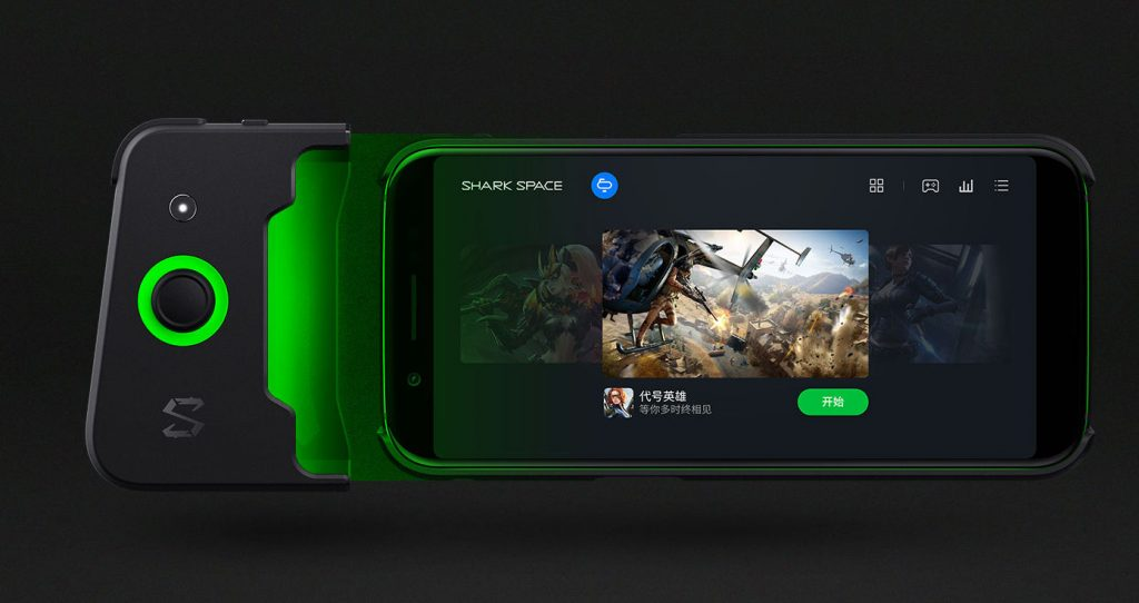 Xiaomi Black Shark Gaming Phone With Snapdragon 845 8GB