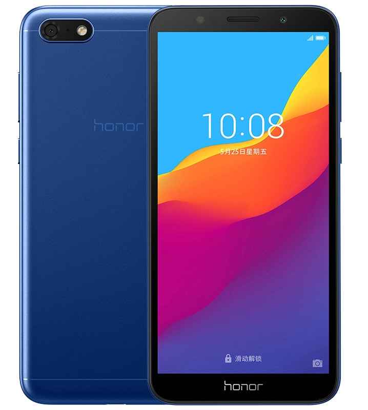 Honor Play 7 with 5.45-inch 18:9 FullView display, Android 8.1 announced