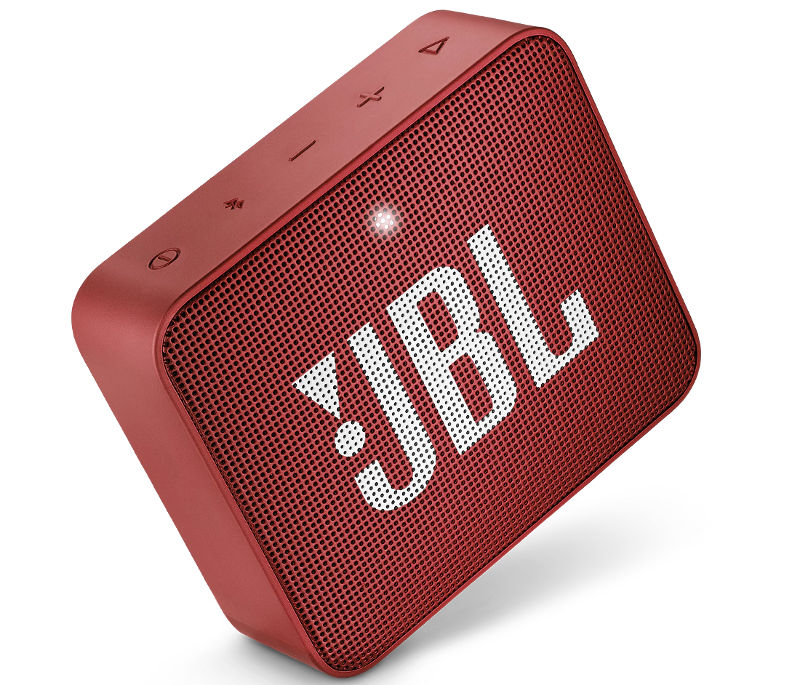 jbl go 2 waterproof portable bluetooth speaker launched in. Black Bedroom Furniture Sets. Home Design Ideas