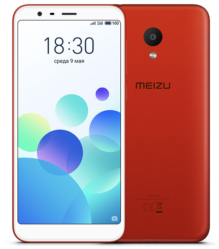 Meizu M8c with 5.45-inch 18:9 display, Snapdragon 425 announced