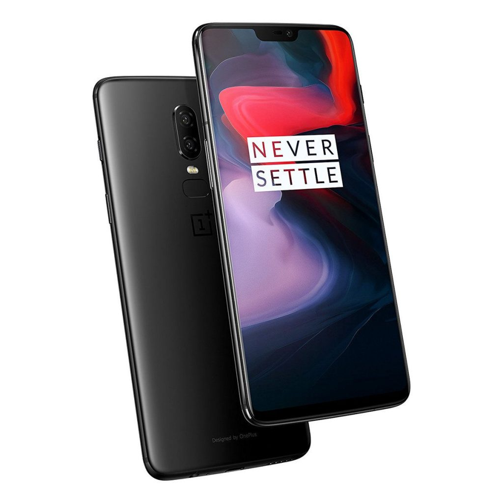 Oneplus 6 Midnight Black And Mirror Black Press Images