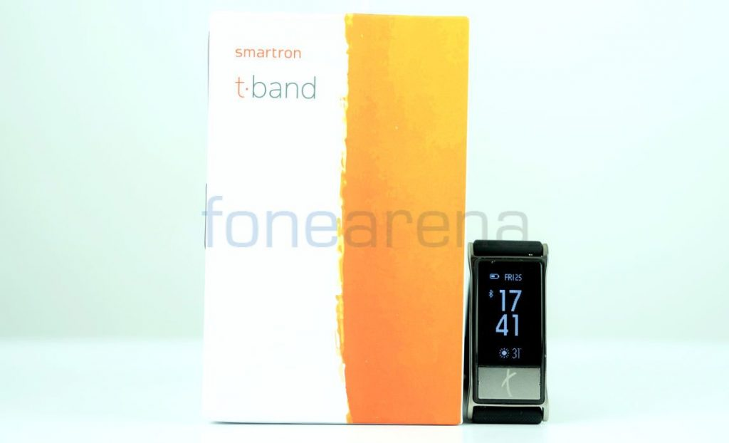 Smartron t.band Unboxing