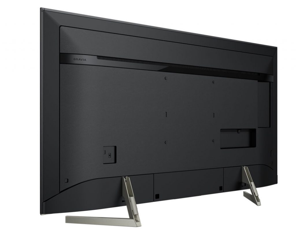 sony bravia x9000f 4k hdr android tv series with 4k hdr processor x1 extreme launched in india. Black Bedroom Furniture Sets. Home Design Ideas