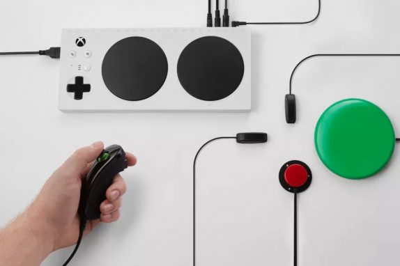 Microsoft Xbox Adaptive Controller for differently-abled players announced