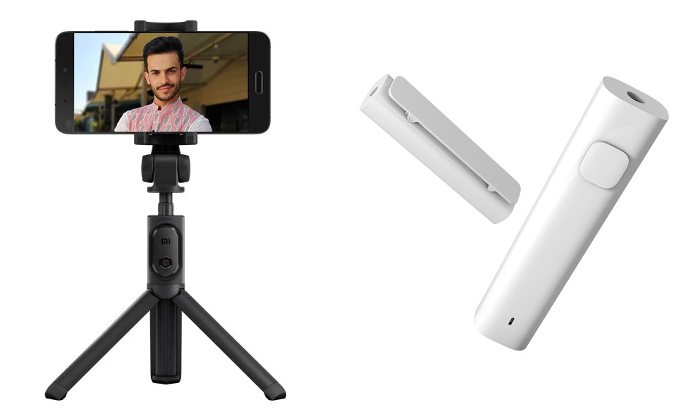 Xiaomi Mi Selfie Stick Tripod and Mi Bluetooth Audio Receiver now available in India after successful crowdfunding