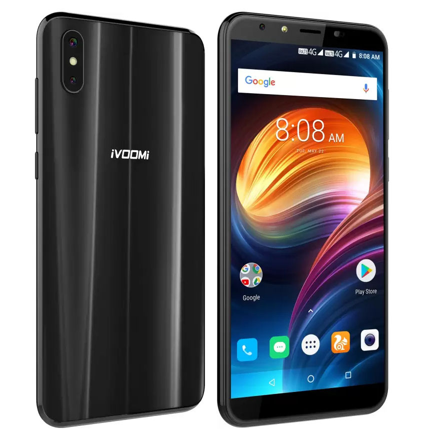iVooMi i2 with 5.45-inch HD+ display, dual rear cameras ...