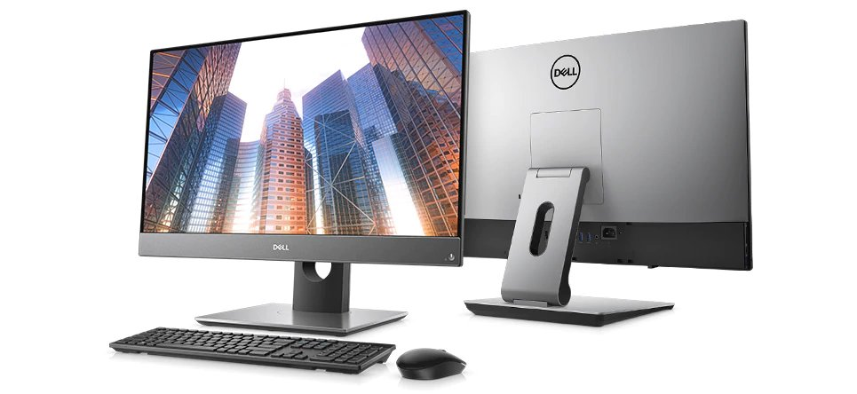 Dell Optiplex 7760 And Optiplex 7460 All In One Launched