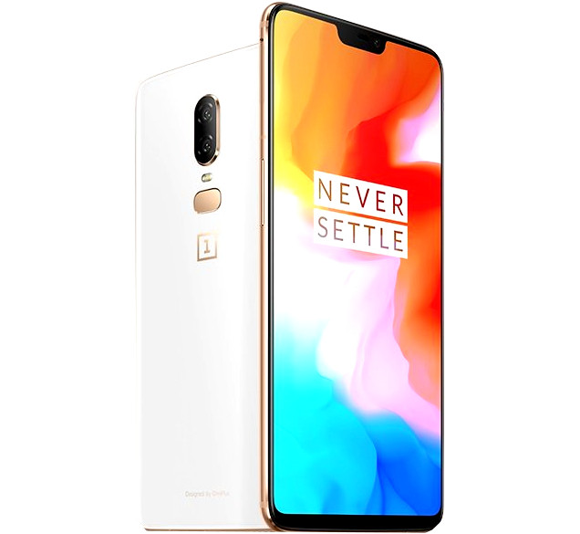 OnePlus 6 Silk White Limited Edition goes on sale in India ...