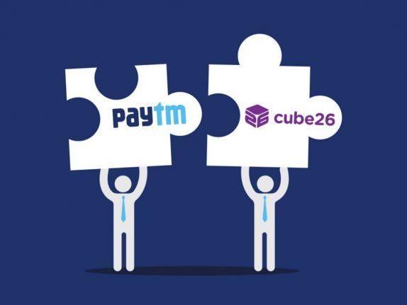 Paytm Cube26