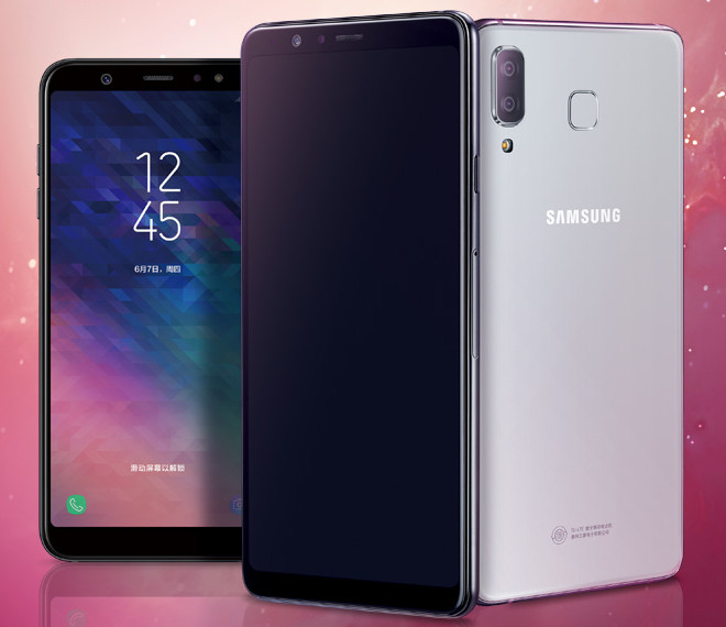 Samsung Galaxy A9 Star and A9 Star Lite with FHD+ Super AMOLED Infinity displays, dual rear cameras up for pre-order in China