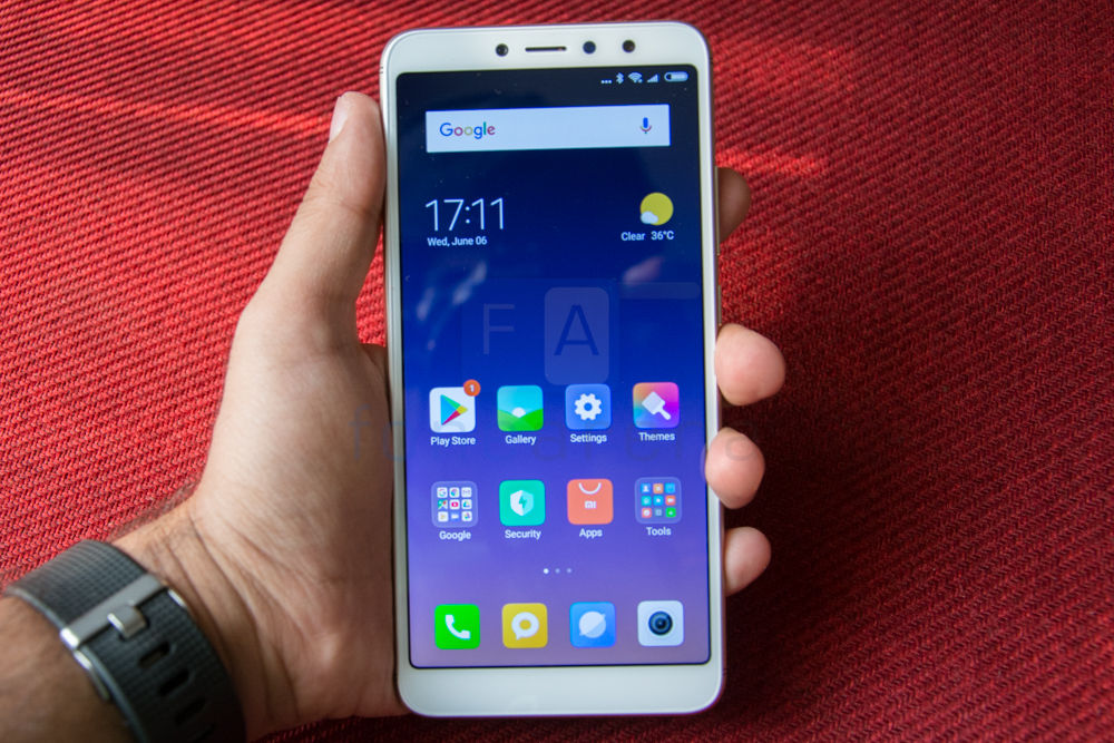 Xiaomi Redmi Note 5 With 18 9 Display And Front Led Flash: Xiaomi Redmi Y2 Review