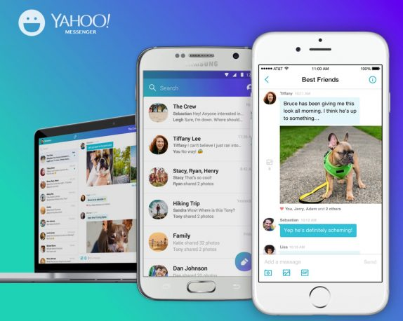 Yahoo Messenger will shut down on July 17 after 20 years