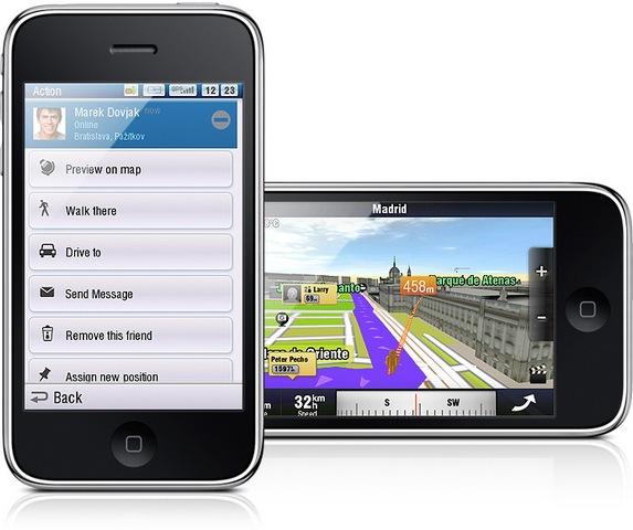 Sygic AURA Real 3-D GPS Navigation Coming Soon