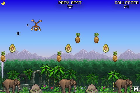 Review – Monkey Flight by Donut Games - Part 1347304677000