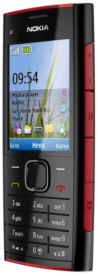 Nokia X2-00 Firmware Updated To Version 04 90