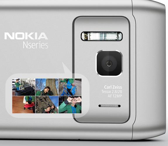 12 Glory N8 Nokia – Megapixel Samples Camera
